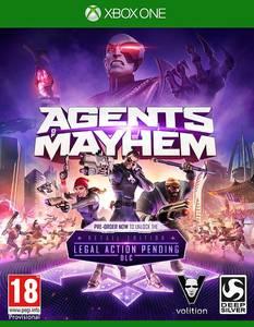 Bilde av Agents Of Mayhem (Day One Edition) (Xbox One)