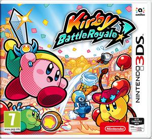 Bilde av Kirby Battle Royale (3DS)