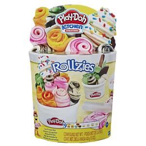 Bilde av Play-Doh Rollzies Ice Cream Set