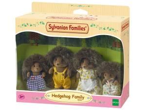 Bilde av Sylvanian Families Hedgehog Family 4pk