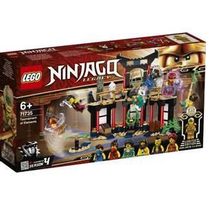 Bilde av Lego Ninjago Legacy Elementturneringen71735