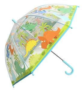 Bilde av Paraply Til Barn DinosaurTransparent