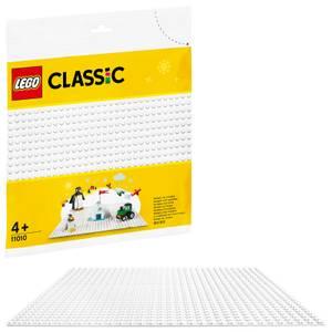 Bilde av Lego Classic Hvit Basisplate 11010