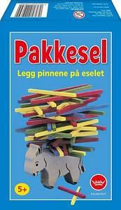 Bilde av Egmont Pakkesel - Norsk Utgave
