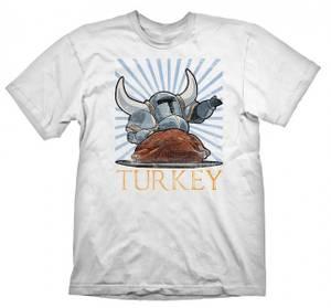 Bilde av T-Skjorte Shovel Knight - Turkey
