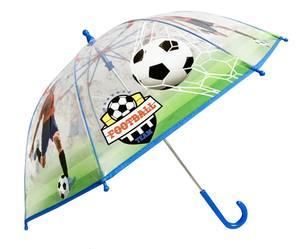 Bilde av Paraply Til Barn FotballTransparent