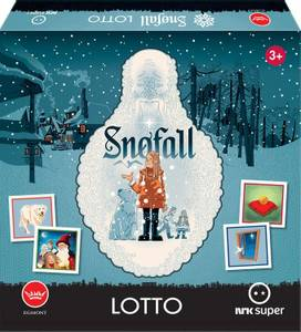 Bilde av Egmont Snøfall Lotto - Norsk Utgave