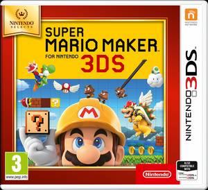 Bilde av Super Mario Maker (Nintendo Selects) (3DS)