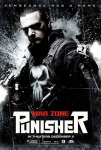 Bilde av Punisher - War Zone (DVD)