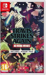 Bilde av Travis Strikes Again: No More Heroes (Nintendo