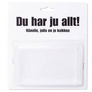 Bilde av Gaven Ingenting - Du Har Jo Alt!