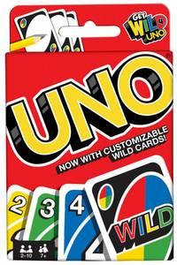 Bilde av UNO - Get Wild