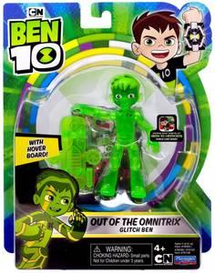 Bilde av Ben 10 Out Of The Omnitrix Figure – Glitch Ben