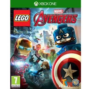 Bilde av LEGO Marvel Avengers (Xbox One)