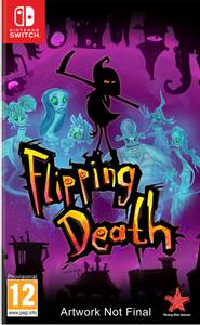 Bilde av Flipping Death (Nintendo Switch)