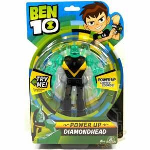 Bilde av Ben 10 Deluxe Power Up Diamondhead