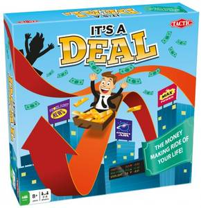 Bilde av Tactic It`s A Deal - Norsk Utgave