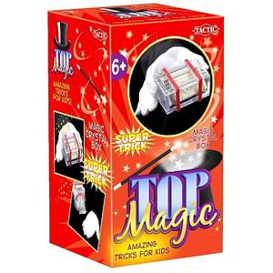 Bilde av Top Magic 2- Den Magiske KrystallboksenTactic