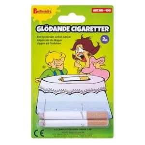 Bilde av Glødende Sigaretter 2 stk