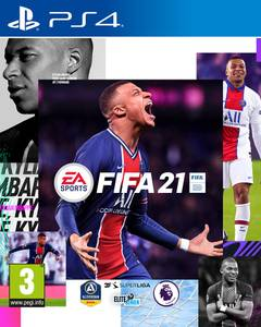 Bilde av FIFA 21 (PS4) inkl. PS5 Version