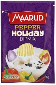 Bilde av Dipmix HolidayPepper Maarud 24g