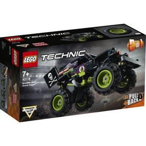 Bilde av Lego Technic Monster Jam Grave Digger42118
