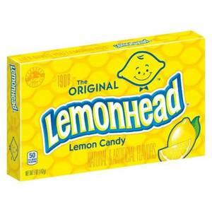 Bilde av Lemonhead The Original 142g