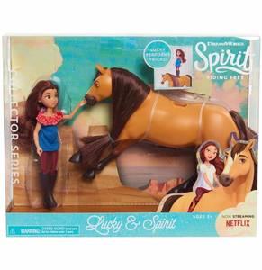 Bilde av Spirit Riding Free Collector Dukke Og Hest -