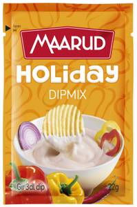 Bilde av Dipmix HolidayMaarud 22g