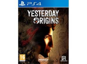 Bilde av Yesterday Origins (PS4)