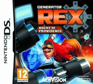 Bilde av Generator Rex - Agent Of Providence (NDS)