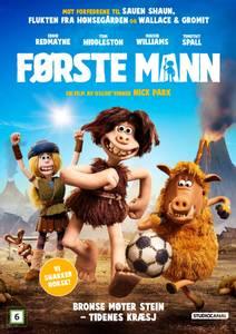 Bilde av Første Mann (DVD)