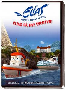 Bilde av Elias - Den Lille Redningsskøyta: Elias På Nye