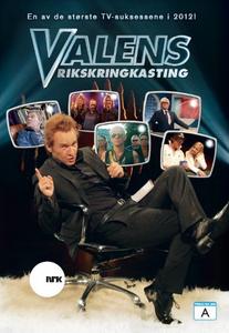 Bilde av Valens Rikskringkasting (DVD)
