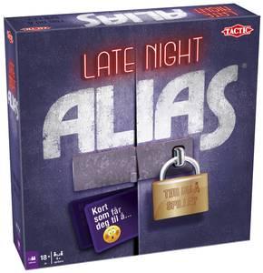 Bilde av Late Night Alias Tactic - Norsk Utgave