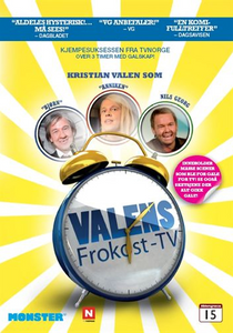 Bilde av Valens Frokost-TV (DVD)