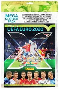 Bilde av Panini Road To Euro 2020 Mega Starter Pack