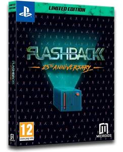 Bilde av Flashback 25th Anniversary (Collector`s Edition)