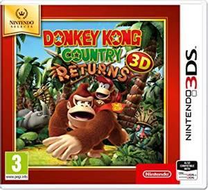 Bilde av Donkey Kong Country Returns 3D (3DS)