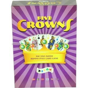 Bilde av Set Enterprises Five Crowns - Nordisk Utgave