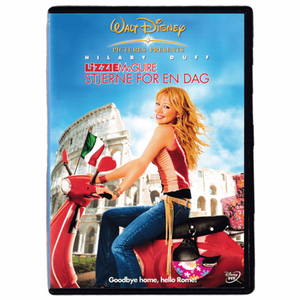 Bilde av Lizzie McGuire Stjerne For En Dag (DVD)