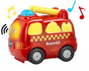 Bilde av Vtech Toot Toot Drivers BrannbilNorsk