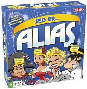 Bilde av Jeg Er... Alias Tactic - Norsk Utgave