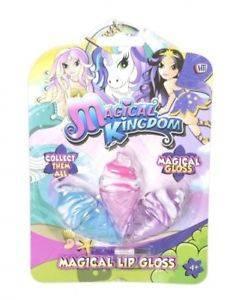 Bilde av Magical Kingdom - Magical Lip Gloss 3 stk