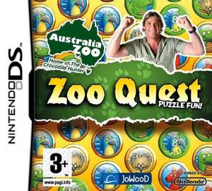 Bilde av Zoo Quest Puzzle Fun (NDS)