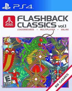 Bilde av Atari Flashback Classics Vol. 1 (PS4)