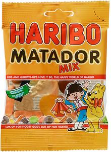 Bilde av Haribo Matador Mix 57g