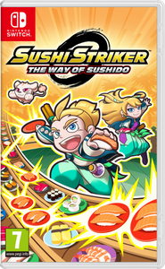 Bilde av Sushi Striker - The Way Of Sushido (Nintendo