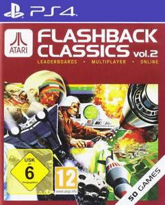 Bilde av Atari Flashback Classics Vol. 2 (PS4)