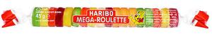 Bilde av Haribo Mega-Roulette Fruit 45g